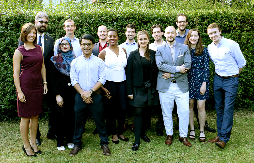 ESN Headquarters Team