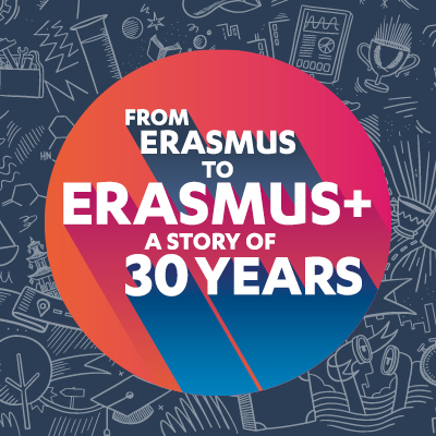 30th Anniversary of Erasmus+