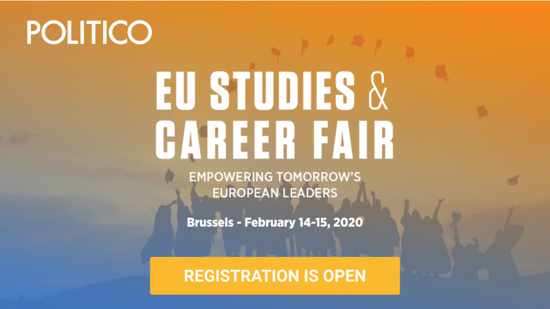 Career Fair Near Me 2020.Eu Studies Career Fair 2020 Erasmus Student Network