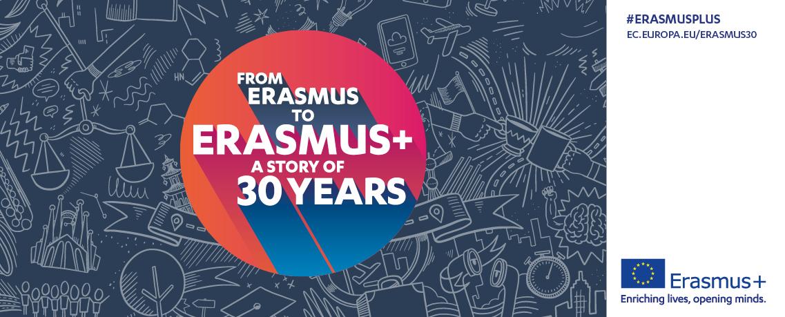 30 Years Of Erasmus Erasmus Student Network