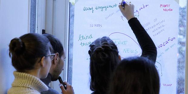 Training on media literacy