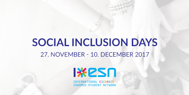 Social Inclusion Days banner
